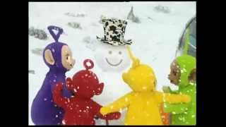 Teletabisi i snijeg! Teletubbies and the Snow!