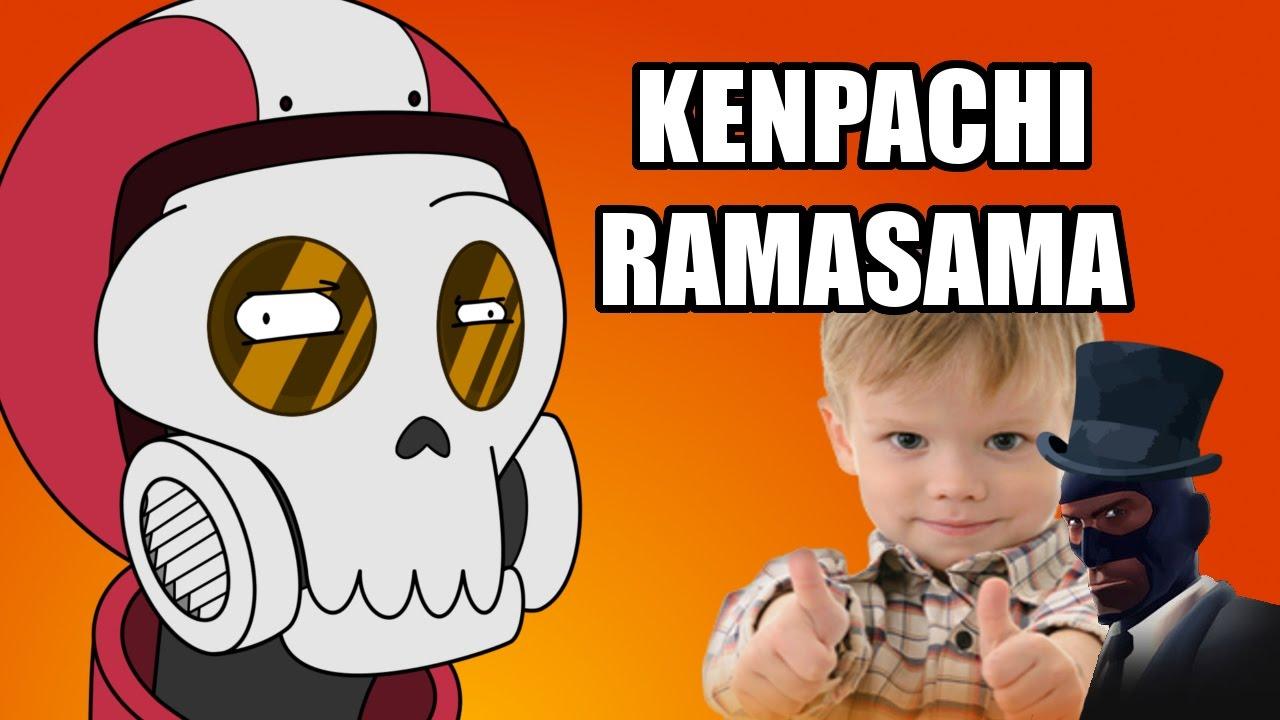 Kenpachi Ramasama gets all the babes : TwoBestFriendsPlay