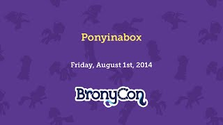 Ponyinabox