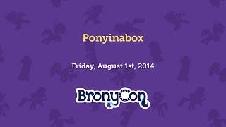 Ponyinabox