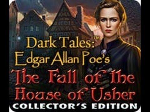 Dark Tales: Edgar Allan Poe's The Fall of the House of Usher  Walkthrough Part 6 Final