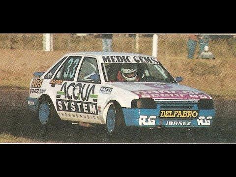 TURISMO NACIONAL CLASE 3 - AUT. DE BUENOS AIRES 1994