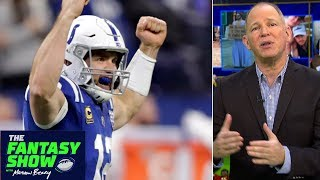 Matthew Berry: Andrew Luck should continue 2018 fantasy success | The Fantasy Show
