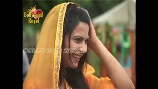 On Location Of TV Serial 'Ganga'  Sagar Takes Daadi To Mandir Part  1