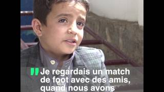 Ibrahim Khaled: centre de réhabilitation de Sanaa