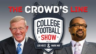 WEEK 10 - Georgia vs Kentucky Breakdown with Lou Holtz and Mark May