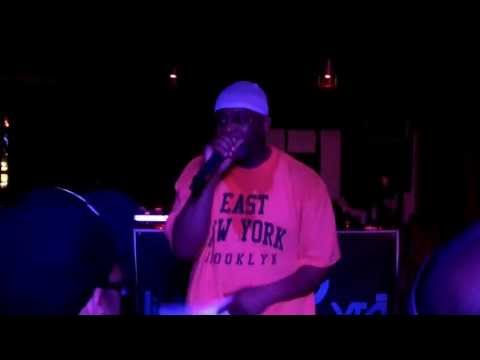 Masta Killa - Soul & Substance + R U Listening? - Wu-Tang Clan Live 2013 St. Pete FL