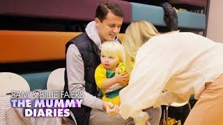 Arthur Attends His First Football Class | The Mummy Diaries