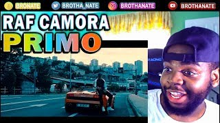 RAF CAMORA - Primo (prod. X-Plosive & RAF Camora) REACTION!!