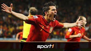 Das spanische Wunder: Wie gut war eigentlich David Villa? | SPORT1