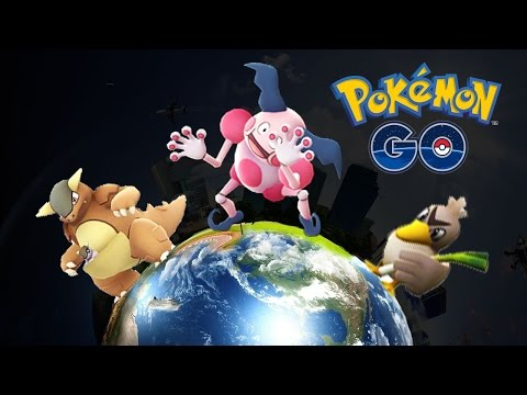 TRAVELING THE WORLD FOR REGIONAL EXCLUSIVES | Pokemon GO