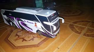 How to Make RC Bus from Papper