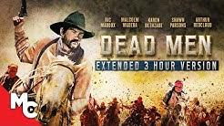 Dead Men   2018 Action Western   Full Movie