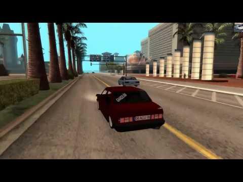 GTA San Andreas Tofaş Şahin Yaması İndir Full Ücretsiz