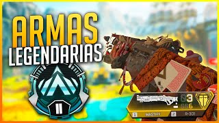 APEX LEGENDS: LA PARTIDA DE LAS ARMAS LEGENDARIAS | Makina