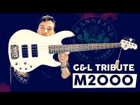 G&L TRIBUTE M-2000