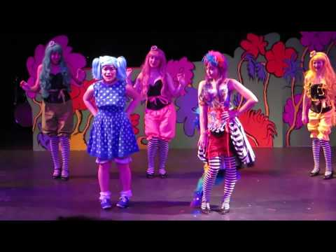 MMP Seussical - One Feather Tale/Amazing Mayzie/Amazing Gertrude