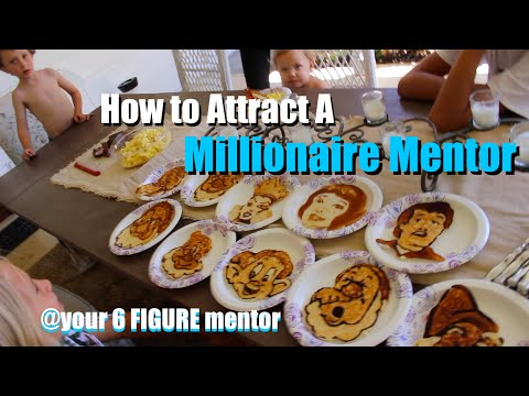 Millionaire Secret #8 Get a Mentor from YouTube · Duration:  2 minutes 5 seconds