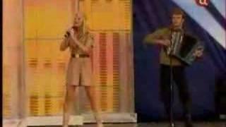 """Varvara - the song """"Katyusha"""""""