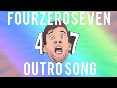 Four0sevens Full Outro Song  Bacon Pancakes starsurge remix