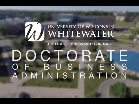 UWW Doctorate of Business Administration