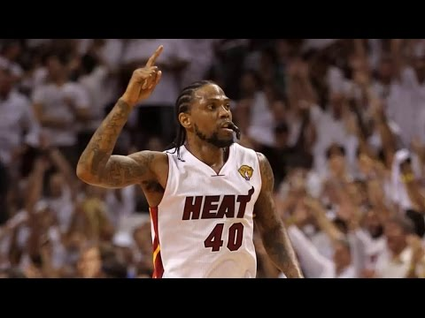 Udonis Haslem Top 10 2014 2015 Season