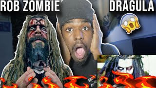 ROB ZOMBIE - DRAGULA (OFFICIAL MUSIC VIDEO) 🔥 ROCK MUSIC 👻 REACTION