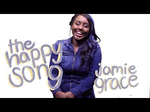 Jamie Grace  The Happy Song  Lyric