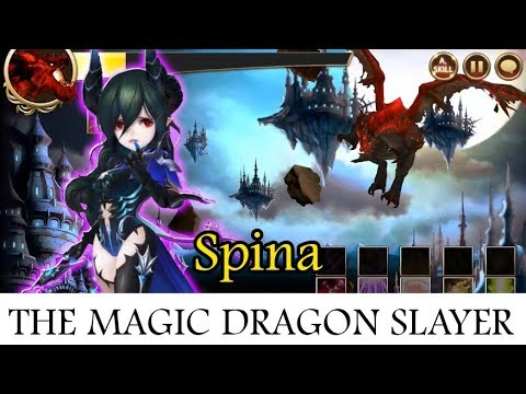 Seven Knights - Raid FL 24 with Spina [Smart Mode]