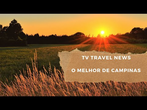 TV Travel News Vinheta Chamada TV Travel News Campinas 1 17/09/2009