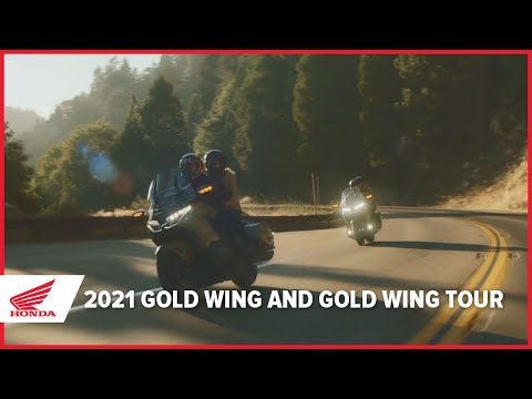 The New 2021 Gold Wing and Gold Wing Tour – What Lies Beyond