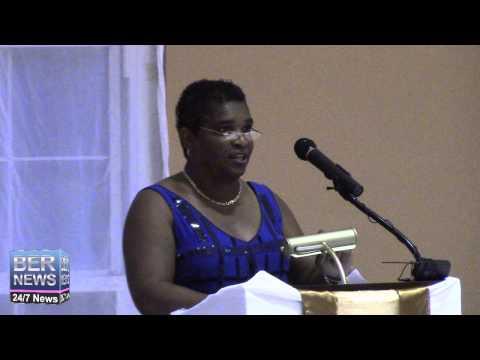 Sports Minister At BFA Season Prize-Giving Gala, May 9 2015