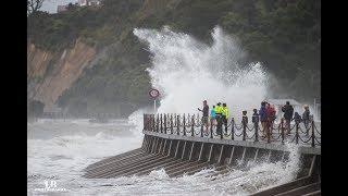 Rocks Road Nelson - Cyclone Fehi Aftermath