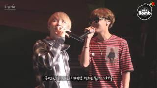 Bangtan Bomb Bts Vocal Duet Sope Me Stage Behind The Scene Bts 방탄소년단 MP3