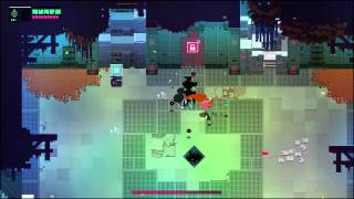 Hyper Light Drifter - The Summoner ( South Boss )
