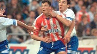 Lubo Penev, todos los goles en Atlético de Madrid