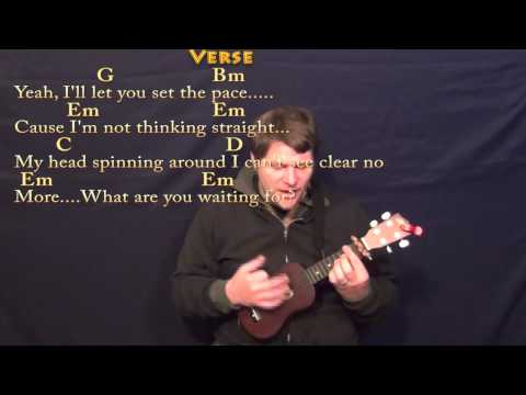 Love Me Like You Do - Ukulele Cover Lesson with Chords/Lyrics