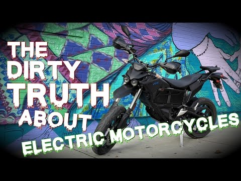 "Long Term Review 2016 Zero FXS | ""The Truth About Electric Motorcycles"""