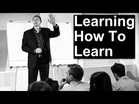 Peter Sage: Learning How To Learn