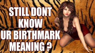 What Do The Different Birthmarks On Your Body Mean | BoldSky