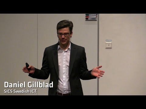 Welcome and Introduction – Daniel Gillblad