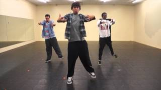 African Zombie by Alex Boye (Dance Instructional Video)