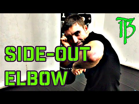MISSED ATTACK?  FOLLOW WITH THIS ELBOWS: #8 7 of 9 side-out elbow