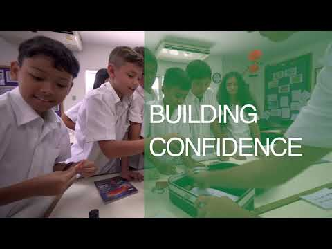 St Andrews Green Valley | Bangkok | Building Confidence (Social Media)