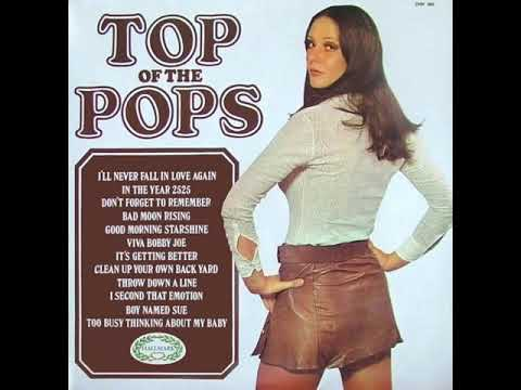 TOTP Vol 07  10   Clean Up Your Own Back Yard   [Session Singers 1969]