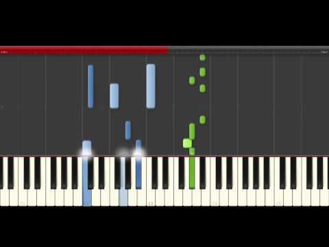 Terror Jr Heartbreaks piano midi tutorial sheet partitura cover app karaoke