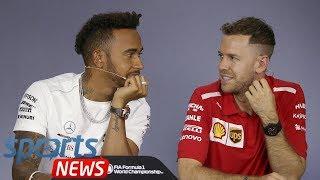 Sebastian Vettel makes HUGE claim about 2018 F1 title battle with Lewis Hamilton