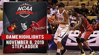 CSJL vs. LPU - November 8, 2019 | Game Highlights | NCAA 95 MB
