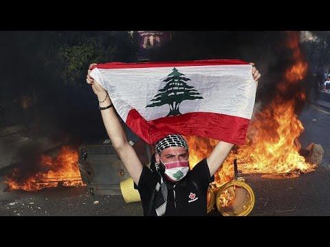 لبنانيون يحاولون اقتحام وزارة الطاقة احتجاجاً على الانقطاع المتواصل للكهرباء…  - نشر قبل 2 ساعة