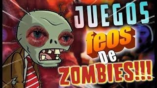 Copias Feas de Juegos de Zombies Populares(The last of us, resident evil..) || Gameplay - En Español